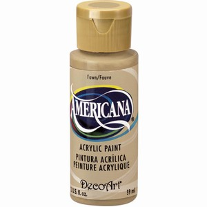 DecoArt Americana DA242_Fawn  59ml/2oz
