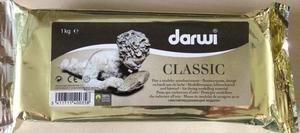 Darwi Classic wit 1 kilo  art. 116600-1000  1000 gram