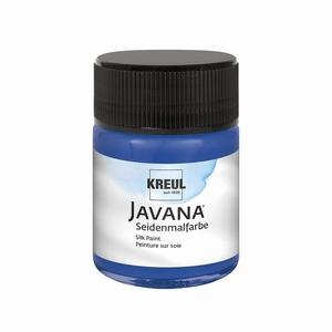 Zijdeverf Javana 8195 Lapisblau  50ml