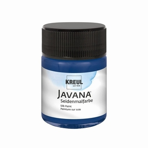 Zijdeverf Javana 8196 Nachtblau  50ml