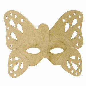 Decopatch Papier mache masker: AC2920 Butterfly  28x20cm