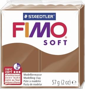 Fimo soft 07 Karamel  57 gram