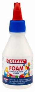 Collall COLEF100 Foam/rubberblad lijm