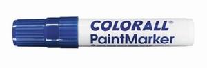 Colorall Paintmarker krijtverfstift COLPM2503* Donkerblauw