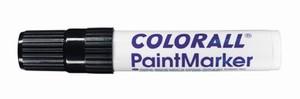 Colorall Paintmarker krijtverfstift COLPM2563* Zwart