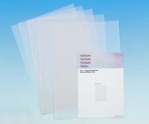 Perkament vellum white A4 5vel H&C Fun 11605-2203