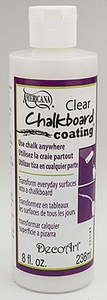Deco Art Americana DS107-9 Clear Chalkboard coating  236ml/8oz