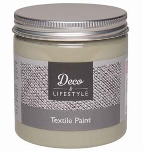 Deco&Lifestyle Textile Paint 24306 Vintage Green  230ml