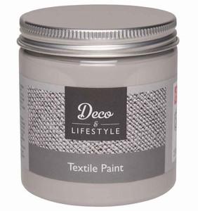 Deco&Lifestyle Textile Paint 24304 Stone (grijs)  230ml