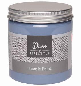Deco&Lifestyle Textile Paint 24305 Antique Blue  230ml