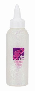 Glitz It Glitterlijm GLT43201 White Irideserend  120ml
