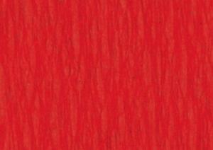 Crepepapier 115560-2134 Vuurrood