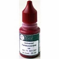 Artidee vloeibaar pigment op waterbasis 71501.09 Rood  25ml