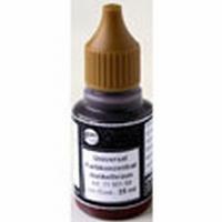 Artidee vloeibaar pigment op waterbasis 71501.58 Donkerbruin  25ml