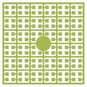 Pixelmatje 189 extra licht avocadogroen