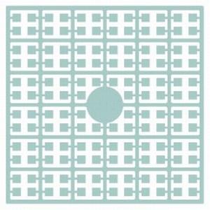 Pixelmatje 272 heel licht hemelsblauw