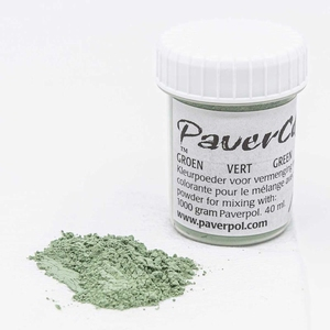 Pavercolor groen art. 11  40 ml