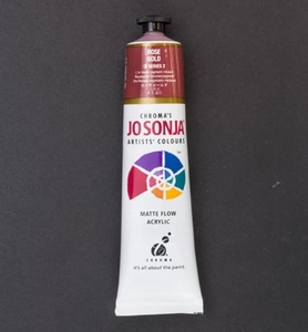 Jo Sonja's metallic acrylverf Rose Gold 701  75ml