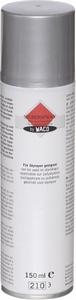 Verfspray: Zilver (ook geschikt voor Styropor) WACO 9000475  150ml