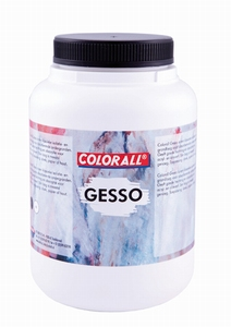 Colorall: Gesso Zwart COLGS75063  750ml