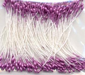 Meeldraden 5707 parelmoer violet 144stuks