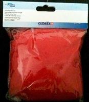 Viltwol 100% Schapenwol kleur 007 Rood Hobby Time 30gram
