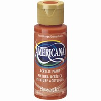 DecoArt Americana DA016_Burnt orange 59ml/2oz