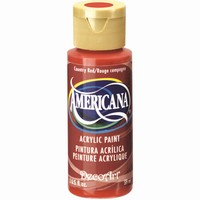 DecoArt Americana DA018_Country red 59ml/2oz