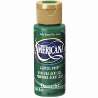 DecoArt Americana DA048_Holly green 59ml/2oz