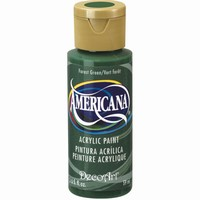 DecoArt Americana DA050_Forest green 59ml/2oz