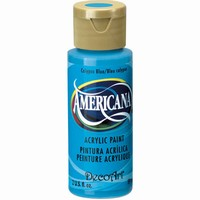 DecoArt Americana DA234_Calypso blue  59ml/2oz
