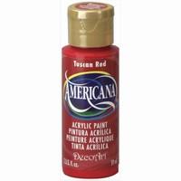 DecoArt Americana DA265_Tuscan red  59ml/2oz