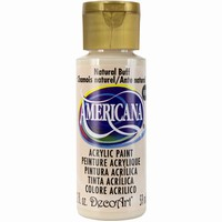 DecoArt Americana DA311_Natural Buff 59ml/2oz