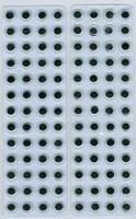 Wiebelogen zelfklevend H&C fun 12219-1932, 104stuks 8 mm