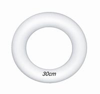 Styropor ring 30cm vol (beperkt op voorraad)