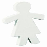 Decopatch symbool Meisje/Vrouw art. AC2840