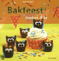 Bakfeest! Fondant & Zo, Kitty de Wolf gebonden