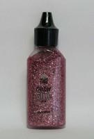 Glitterlijm 118577_0009 Zacht roze