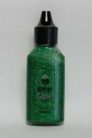 Glitterlijm 118577_0106 Rainbow Jadegroen 20ml Craftemoti