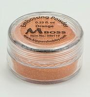 Embossing poeder Mboss 390119 Orange 0,25fl.oz.(8gr)