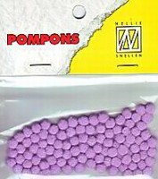 Mini pompons POM009 Orchidee