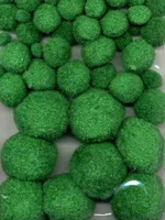 H&C Fun 12233-3315 Mix Pompon Groen 50stuks
