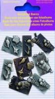 11810-4005 Scrapbook basics embellishments Strand 2tot3cm metaal
