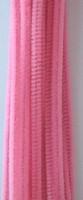 Chenille draad 6mm 12271-7102 Roze/Pink 30cm 20stuks