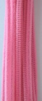 Chenille draad 6mm 12271-7102 Roze/Pink