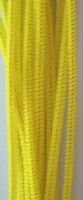 Chenille draad 6mm 12271-7107 Geel