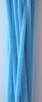 Chenille draad 6mm 12271-7109 Aqua 30cm 20stuks