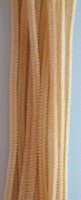 Chenille draad 6mm 12271-7112 Perzik/huidskleur 30cm 20stuks