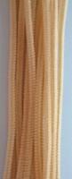 Chenille draad 6mm 12271-7112 Perzik/huidskleur