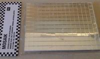 Rico Design Spiegel mozaiek zilver (glas) 408 stuks 7060540